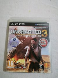 Sony PS3 Uncharted 3 Drake'in Aldatma kılıfı