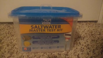 API Saltwater Master Test Kit for Aquarium