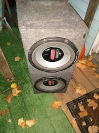 Subwoofer 450 amps each Staatsburg, 12580