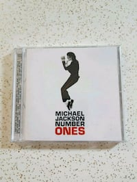 "Michael Jackson ""Number Ones"" Toronto, M8Z 2A2"