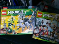 Ninjago Lego used Castro Valley, 94546
