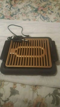 black and brown electric grill Alexandria, 22305