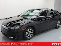 2018 *Honda* *Civic* *Sedan* EX sedan Black Los Angeles, 90012