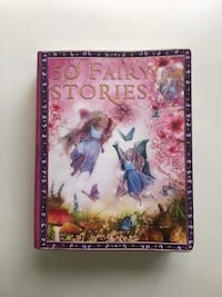 New- 50 fairy stories pack