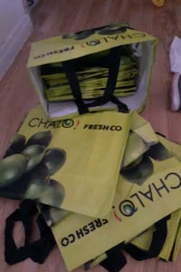 Brand New Freshco Shalo Durable  bags  Surrey, V3W
