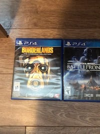 Four Games/PS4 Winnipeg, R2W 2Z1