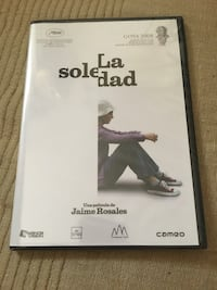 DVD La Soledad Madrid, 28020