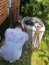 HVAC Services in the DMV Area  Fairfax, 22031
