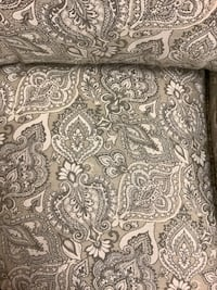 New Grey print barco lounge recliner retail $1100 Virginia Beach, 23462