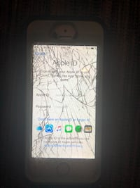 Unlocked iPhone with case