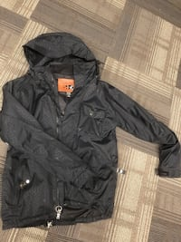 Black Holden Snowboard Jacket (M)!