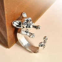 Bulldog Adjustable Ring Ringgold