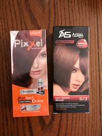 Hair color BNIB  New Westminster, V3M 0A9