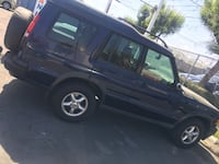 2002 LAND ROVER DISCOVERY SERIES II SD  Lawndale