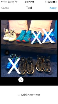 seven pairs of basketball shoes Parma Heights, 44130