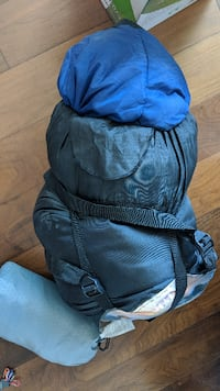 Sleeping bag (Deluxe mummy outbound) Vancouver