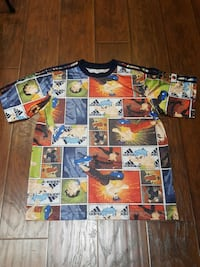 Childrens XL adidas jersey Calgary, T3R 0A1