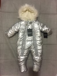 Children snow suit