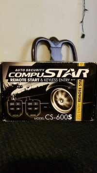 Auto Securty Compu Star  Remote Start & Keyless  Westminster, 21157