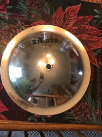 Zil-bel drum cymbal in good condition  Hagerstown, 21740