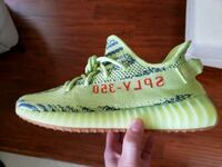 Frozen Yellow Yeezy 350 Surrey, V3T 5T3