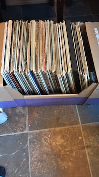 Box of records  Eugene, 97401