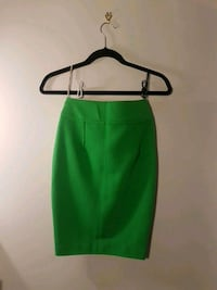 ANIMALE green high waist skirt size XS NEW Vancouver, V5Z 4L8