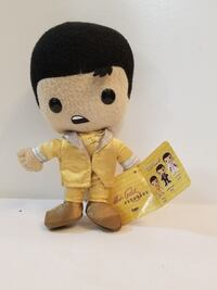 Elvis PLUSHIE. With tag. Elvis Gold collection  Brampton, L6Z 4B9
