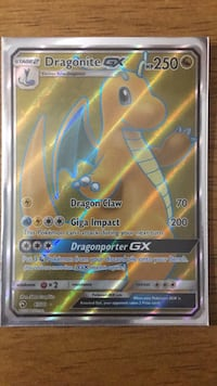 Dragonite GX Pokémon Card Superior, 54880