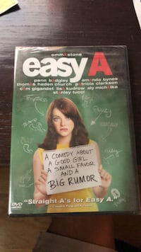 easy A dvd Washington, 20024