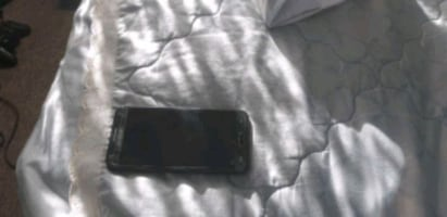 Come with phone charger and sims card