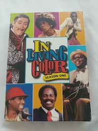 In Living Color Season one case Los Angeles, 91335