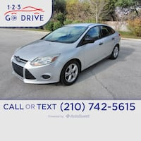 2014 Ford Focus S San Antonio, 78229