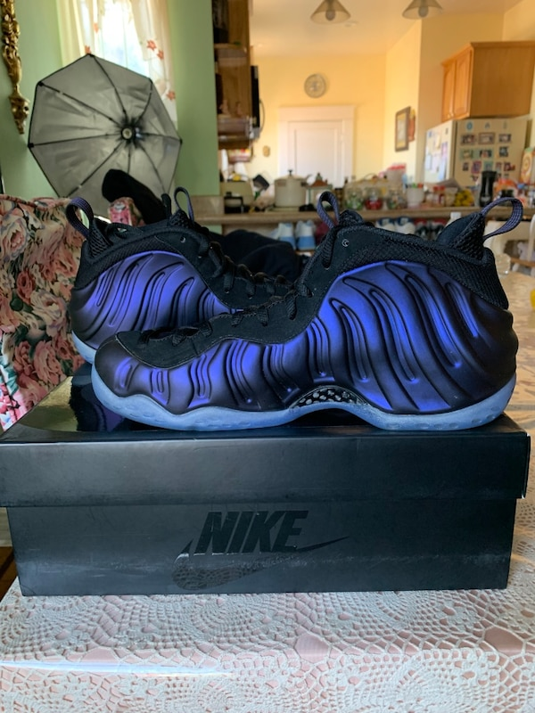 huge selection of 09d10 43d7a 2017 Nike Eggplant Foamposite