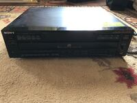 REDUCED PRICE!!!! Sony CDP-C725 5 disc CD player Moyock, 27958