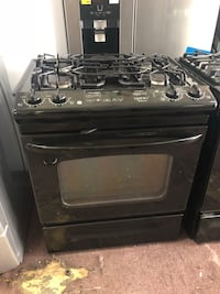 """GE 30"""" Slide In Gas Stove  New York, 10469"""