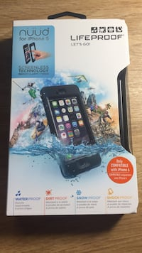 Lifeproof nüüd iPhone 6 Case Niagara Falls, L2J 1G8