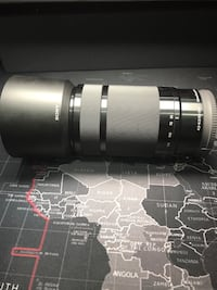 Sony 55-210mm Telephoto Lens Markham, L6G 0G7