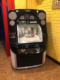 Jukebox with latin Mexican music. 2060 mi