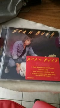 Stan Bush Self Titled Rock Candy Remastered CD Keratsini, 187 56
