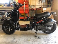 2017 Honda ruckus  Original GET 50cc Honda motor with 2300 miles. Great condition, clean title. Will do 50mph. Test ride with cash in hand. Cash only.   Selling for two reasons. Bought a motorcycle and moved out of the city.  Message for mods.  Oak Lawn, 60453