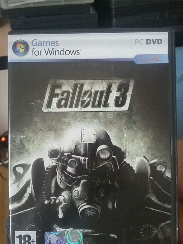 Custodia Fallout 4 per PS3