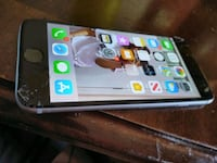 iPhone 6 boost Mobile / cracked but works fine