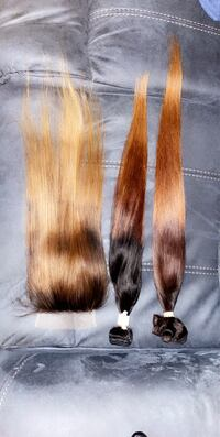 20 Closure with a 26 and 24 inch bundle