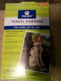 Dog harness Portland, 97230