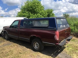 Chevy pick up parts