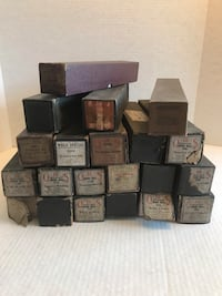 Lot Of 21 Vintage Player Piano Rolls Woodbridge, 22193