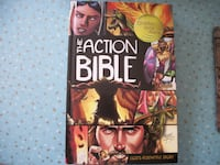 The Action Bible, Illustrated by Sergio Cariello Winnipeg