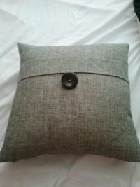 Large Down Grey Cushion for bed or sofa  Toronto, M1P 5H7