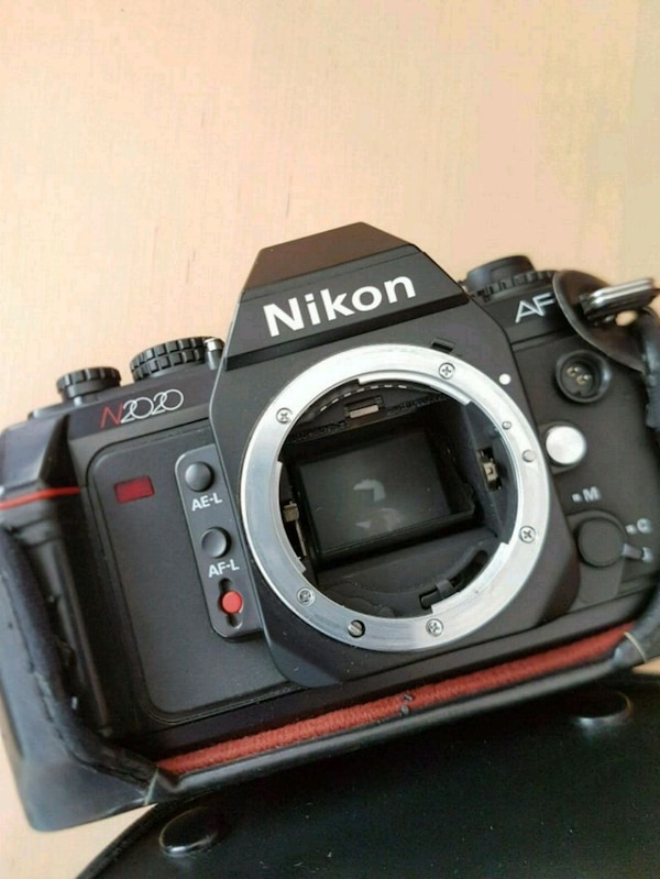 Nikon N2020 - for parts only